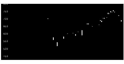 2513野村外国株式のチャート