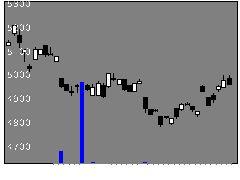 1457大和TPインの株式チャート
