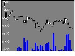 1691WTガソリンの株式チャート