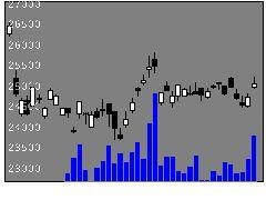 2036金ブルの株式チャート